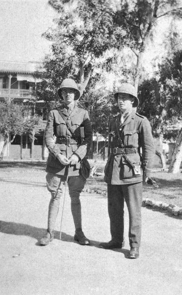 RSR 2/6th Battalion, 'Smithers (Monty) and Campbell""