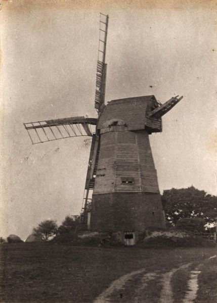Selsfield Common: the Mill, 1906